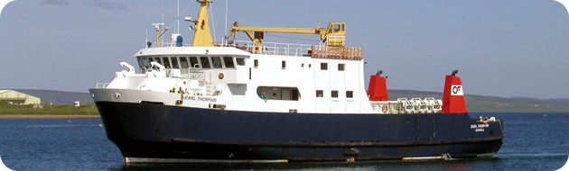 Orkney Islands Ferry Timetable